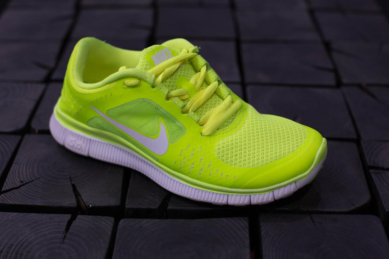 Женские кроссовки Nike Free 5.0