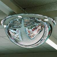 Купоьные зеркала на потолок D = 800х360