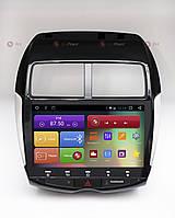 Штатное головное устройство для Mitsubishi ASX, Peugeot, Citroen на Android 7.1.1 (Nougat) RedPower 31026IPS