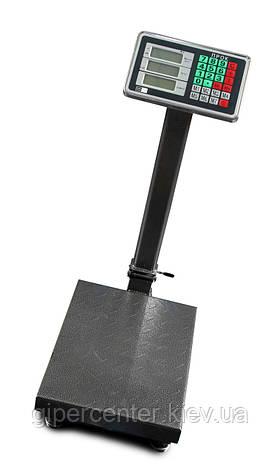 Весы товарные-торговые ПРОК ВТ-100-С1 до 100 кг, 300х400 мм, фото 2