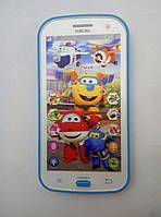Интерактивный Телефон детский  Супер крылья DT 030