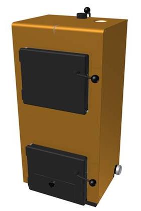 Твердотопливный котел Dani АОТВ 16 тепло
