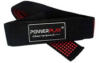 Лямки  для становой тяги PowerPlay