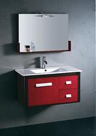Комплект мебели для ванной комнаты CRW GSP3309, 870х470х440 мм