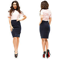 Платье офисное в расцветках 33867, фото 1