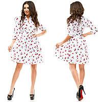 Платье  в расцветках 33868, фото 1