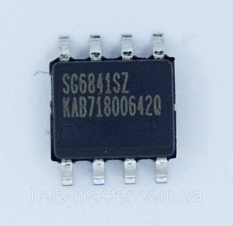 Микросхема SG6841SZ;  (SOP-8)