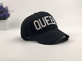Кепка бейсболка Queen (черный)