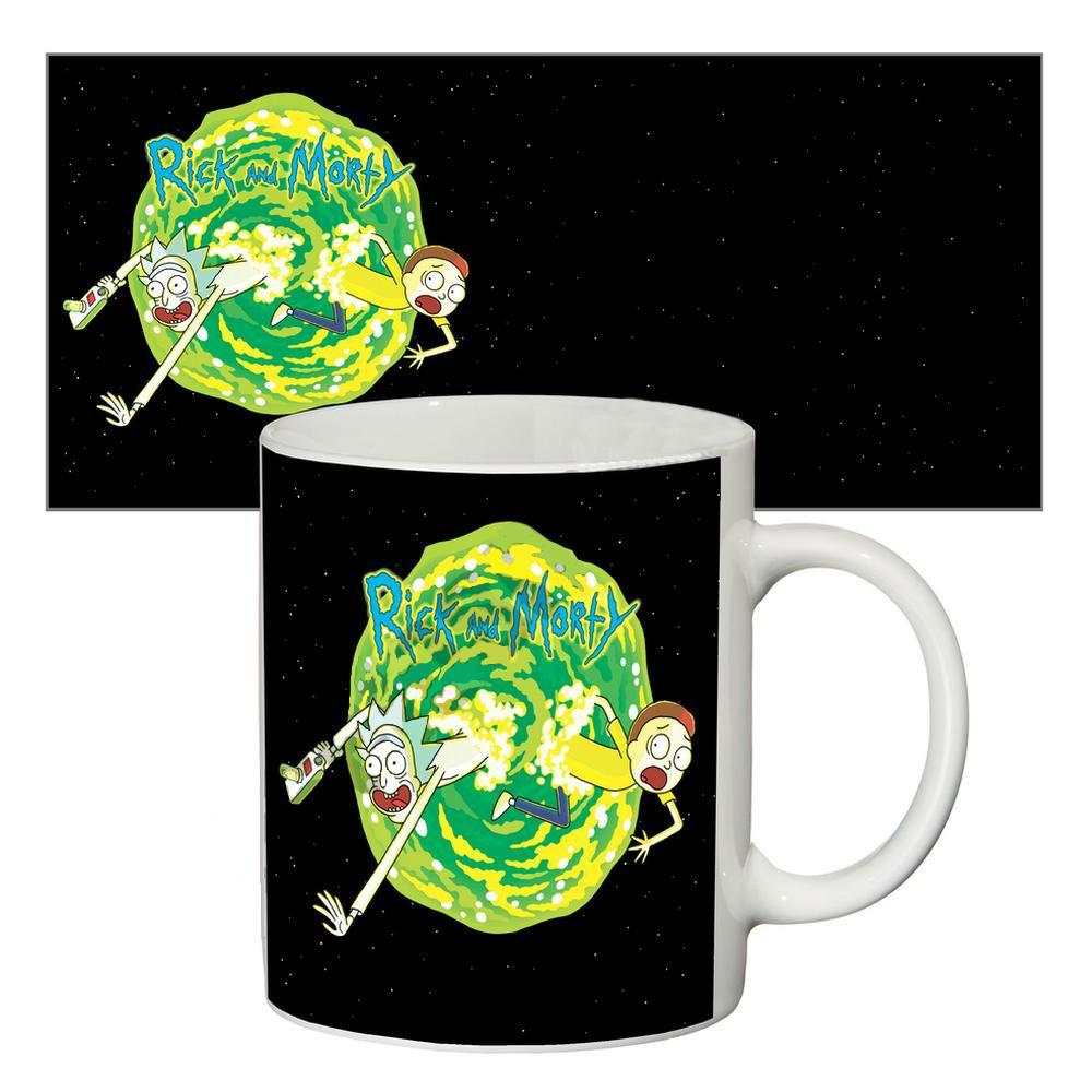 Чашка Rick and Morty #2