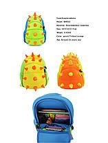 Детский рюкзак Nohoo Шипастик Синий (NH022 Blue), фото 2