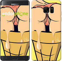 """Чехол на Samsung Galaxy S9 Plus Мороженое """"787c-1365-5114"""""""