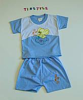Летний костюмчик для мальчика 3-4 года, фото 1