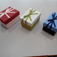 Коробка подарочная 9*7*6 см
