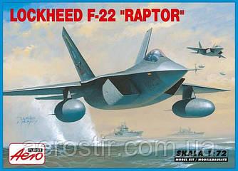 Lockheed F-22 Raptor 1/72  Aeroplast 00219
