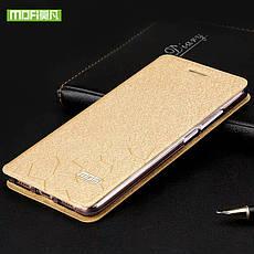 Чохол-книжка Xiaomi Redmi 4X 5 дюймів, оригінальний Mofi золотистий, фото 2