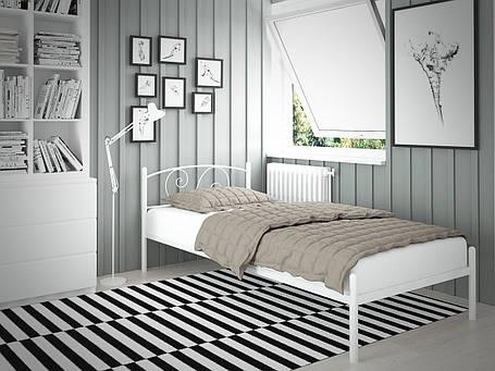 Кровать Виола Мини Белая 80*190 (Tenero TM), фото 2