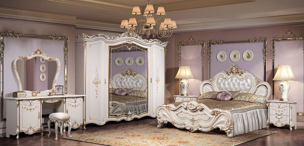 Спальня Элиза (Бежевый) (с доставкой)