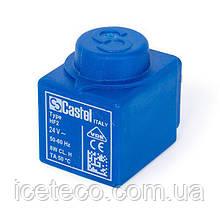 Катушка к соленоидным вентилям Castel 9300/RA2 HF2 (24V/50-60Hz)
