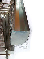 Кормушка для клеток оцинк. сталь (навесная). Длина 1м., фото 2