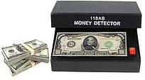 Ультрафіолетовий детектор валют і банкнот Ad-118ab