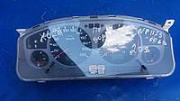 Панель щиток приборов (серый) Nissan Primera P11 1998-1999г.в 1.6 2.0 бензин дорестайл 008B