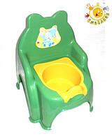 Горшок детский стульчик код 013317-1