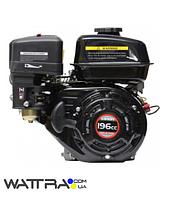 ⭐ Двигатель бензиновый LONCIN G200F 6,5 лс, воздушное охлаждение, 4-тактный, бак 3,6 л, 16кг