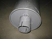 Глушитель ГАЗ 3302 (горловина центр D=63 мм)  33078-1201010-10