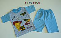 Трикотажный костюм для мальчика 1 годик, фото 1