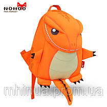Детский рюкзак Nohoo Tyrannosaurus Style Тиранозавр Рекс (NH029 Orange), фото 3