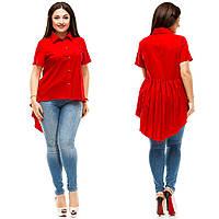 Рубашка женская в расцветках 33875, фото 1