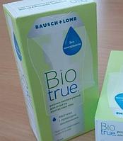 Зволожуючі краплі для очей Bio True, Bausch & Lomb