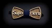 Галстук-бабочка Super hero