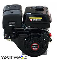 Двигатель бензиновый LONCIN G270F 9лс, воздушное охлаждение, 4-х тактный, объем бака 6л, вес 25,5кг