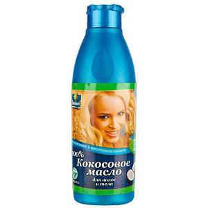Кокосовое масло для волос и тела Parachute 100%, 25 мл