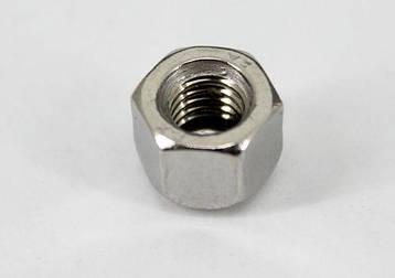 Гайка колпачковая М4 DIN 917 (ГОСТ 11860-85) низкая глухая из нержавейки, фото 2