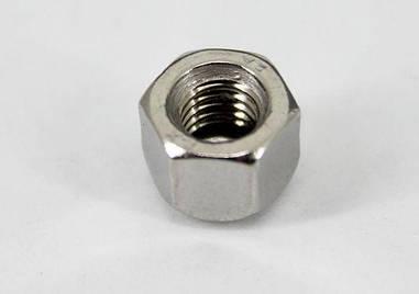 Гайка колпачковая М4 DIN 917 (ГОСТ 11860-85) низкая глухая из нержавейки