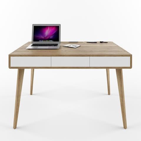 """Дерев'яний стіл """"Тейлор"""" в стилі хай-тек"""