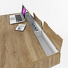 """Дерев'яний стіл """"Тейлор"""" в стилі хай-тек, фото 3"""