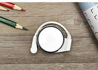 MP3 плеєр з кріпленням на вухо білий, фото 1