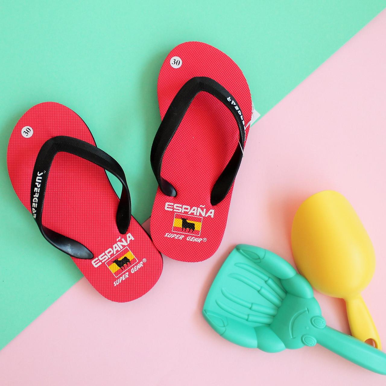 249bb7c23 Детские вьетнамки на мальчика пляжная обувь для бассейна тм Super Gear  р.30,31