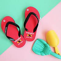 Детские вьетнамки на мальчика пляжная обувь для бассейна тм Super Gear р .30,31 f078259dc92