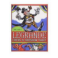 Таро Великий Цирк и Интермедия | LeGrande Circus & Sideshow Tarot