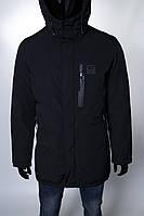 Куртка мужская зимняя GS 154024_1 черная