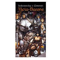 Таро Мета-Бароны   Meta-Barons Tarot, фото 1