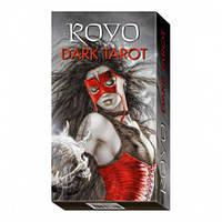 Тёмное таро Ройо   Royo Dark Tarot, фото 1