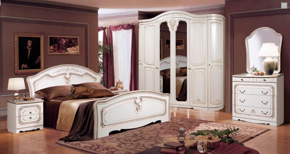 Спальня Валерия 40 (Бежевый) (с доставкой)
