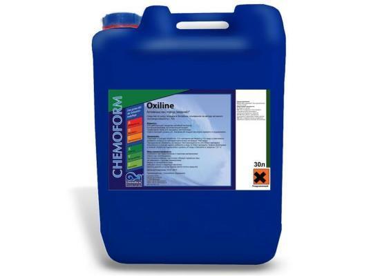 Активный жидкий кислород Chemoform Oxiline 30 л