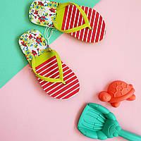 Детские кроксы, шлепки, вьетнамки, пляжные сандалии для девочек в ... 3e16b045930