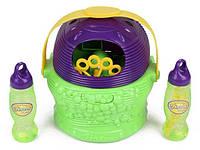 Детский апарат для пускания мыльных пузырей + ПУЗЫРИ!